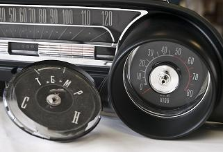 Ford Gauges, Ford Instrument Clusters