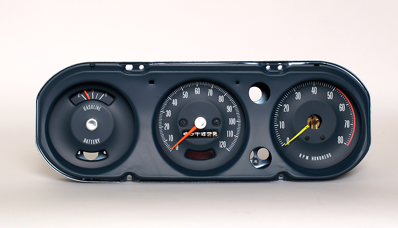 Gm Instrument Clusters Restored And Rebuilt For Gm Cars