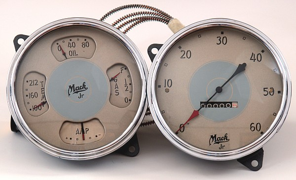 Replacement Gauges And Speedometers For Classic Car Musclecars And