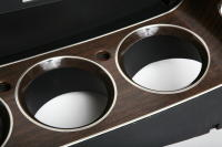 Woodgrain Mopar Gauges